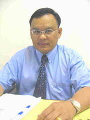 Mr. Janang Sawing
