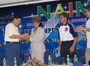 Labour Day Celebration At Desa Ilmu, Kota Samarahan