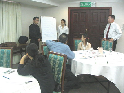 Seminar on Increased Revenue Using Structured Sales Processes