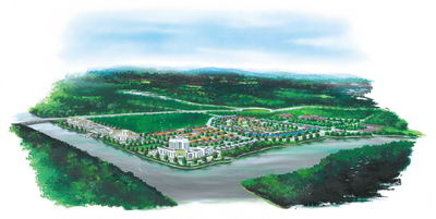 MUCH AWAITED…The much awaited Naim's latest project at The Riveria- at the gateway of Samarahan will be announced very soon. The 110 acres mixed development of housing and commercial units will be the talk of the town as the latest address in Kuching.