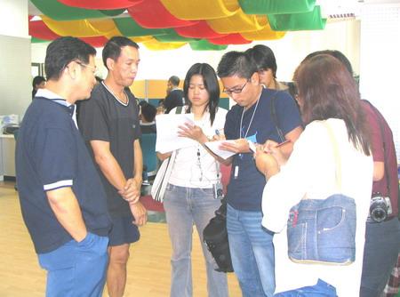 Naim Chips In For Sarawak Badminton
