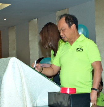 Naim 2012 KPI launch