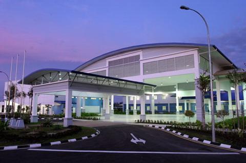 Institut Latihan Perindustrian (ILP) Phase 1 & 2, Miri, Sarawak