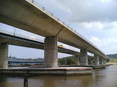 Kemena Bridge, Bintulu, Sarawak