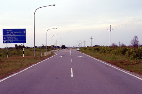 Pujut/Tudan/Kuala Baram Link Road (Phase 2), Miri, Sarawak