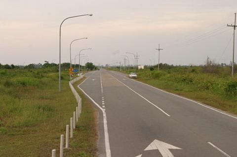 Pujut/Tudan/Kuala Baram Link Road, Miri (Phase 3), Sarawak