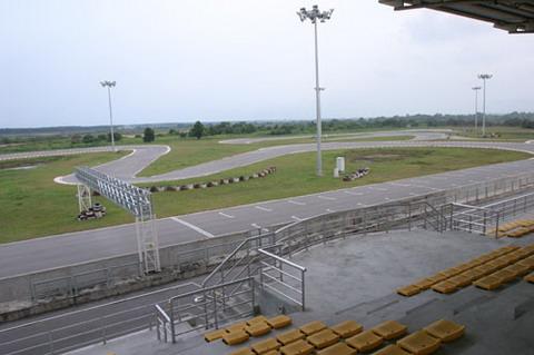 Miri Go-Kart Racing Track, Sarawak