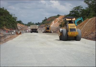 Access Road to Mukah from Sibu/Bintulu Junction to Matadeng Junction, Mukah, Sarawak