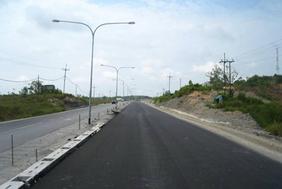 Kuching/Sibu Road (from Julau Junction to Sibu Airport Junction), Sarawak