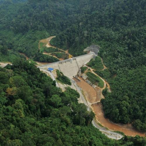Bengoh Dam, Bengoh, Sarawak