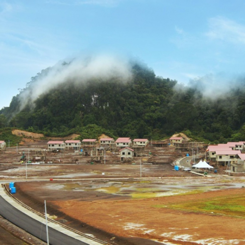 Bengoh Resettlement Scheme Infrastructure and Associated Works (Phase 1), Bengoh, Sarawak