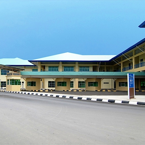 Customs, Immigration and Quarantine Complex (CIQ), Limbang, Sarawak