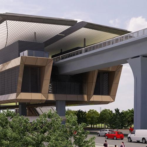 Mass Rapid Transit (MRT)
