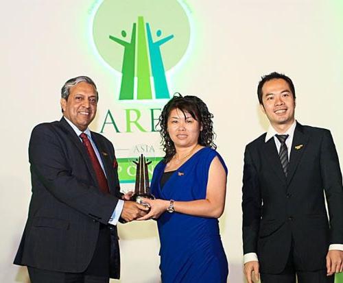 Naim awarded for CSR efforts
