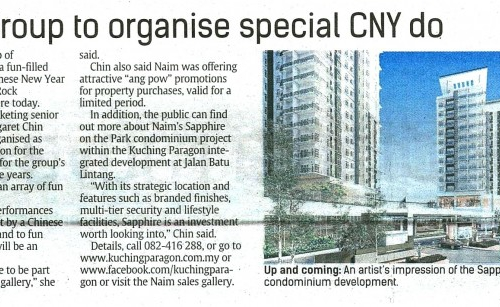Naim Group to organise special CNY do