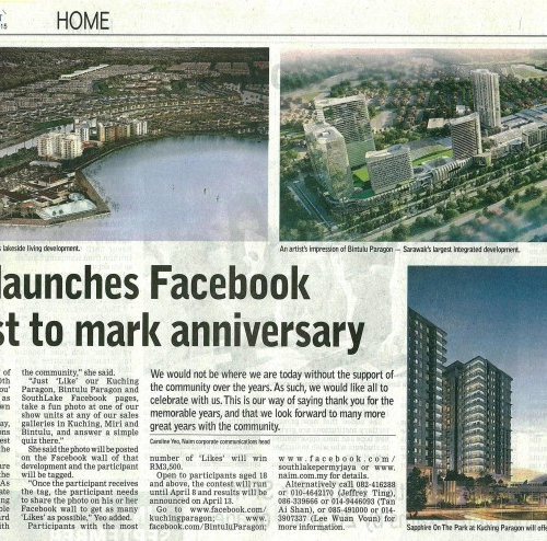 Naim launches Facebook contest to mark anniversary