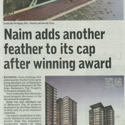Naim adds another feather to its cap after winning award