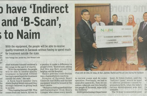 SGH to have 'Indirect Laser' and 'B-Scan', thanks to Naim