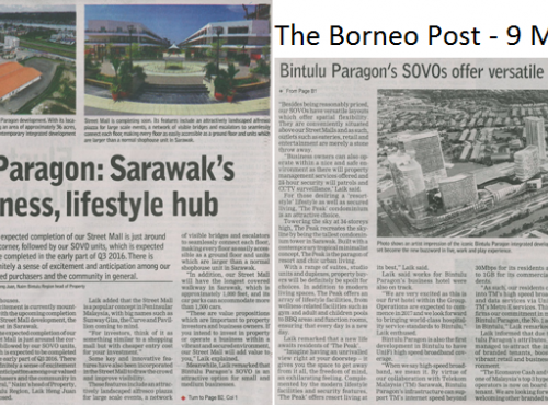 Sarawak's new business lifestyle hub