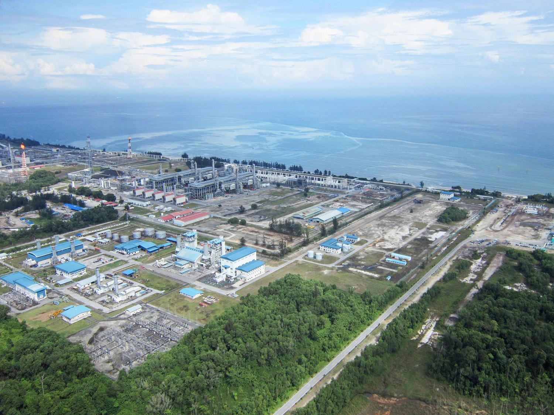 Petronas LNG Train 9 Project, Bintulu, Sarawak