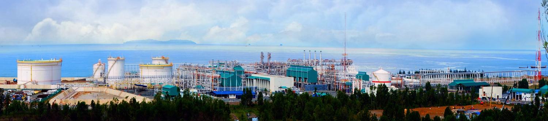 Sarawak and Sabah Oil And Gas Terminal (SOGT), Kimanis, Sabah