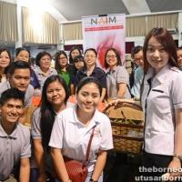 Naim volunteers raise RM3,000 for Pibakat