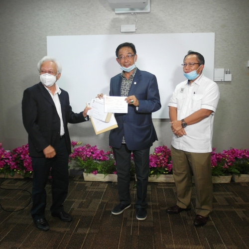 Ta Ann, Naim groups donate RM3.5 million to state disaster fund